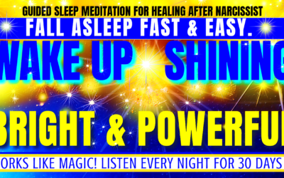 Narcissistic Abuse Recovery Healing Sleep Meditation